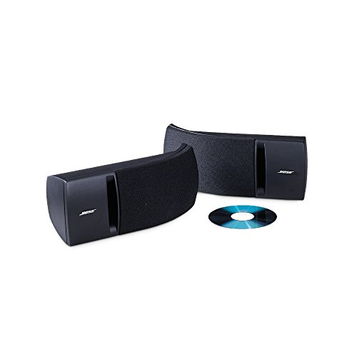 Bose 161 Diffusore Frontale/Stereo, Nero