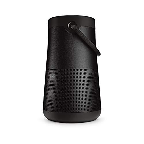 Bose Diffusore SoundLink Revolve+ II Bluetooth portatile: Diffusore wireless resistente all'acqua con batteria a lunga durata, Nero