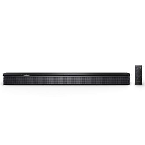 Bose Smart Soundbar 300 con connettività Bluetooth e controllo vocale Alexa integrato, nero