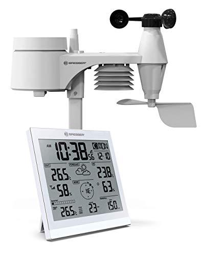 Bresser 7002590 Stazione Meteo Jc XXL con Sensore Esterno 5 In 1
