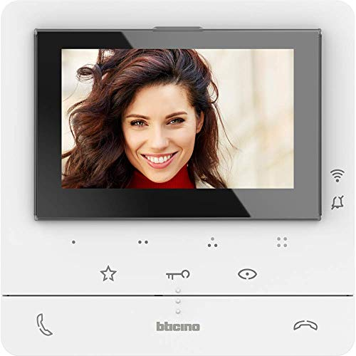 Bticino 344682 Videocitofono Video, Classe 100X16E Connesso