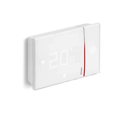 Bticino Termostato WiFi intelligente Smarther2 with Netatmo XW8002W, da Parete, Bianco - versione professionale