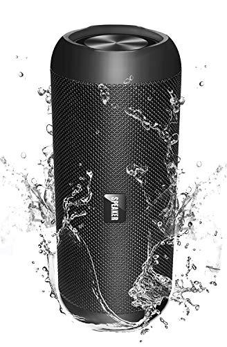 Cassa Bluetooth, 30W Altoparlante Bluetooth Portatili TWS Hi-Fi Stereo 30 Ore di Riproduzione, Speaker Bluetooth 5.0 Wireless Waterproof IPX6 Microfono Incorporato Supporto Radio FM, TF, AUX, USB