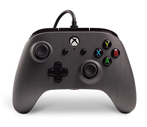 Controller Cablato Avanzato Canna Di Fucile Spazzolato - Day-One - Xbox One
