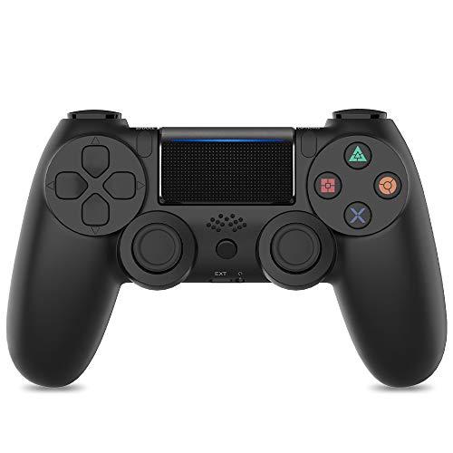 Controller per PS4, VINSIC Wireless Joystick per Playstation 4, Controller di Gioco Senza Fili con Joypad del Dualshock per PS4 Slim/PRO And PC