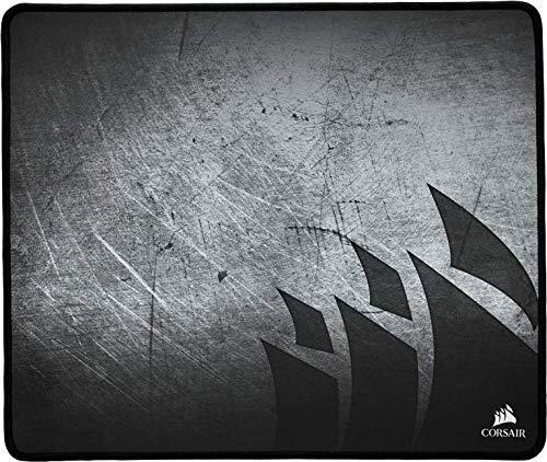 Corsair MM300 Tappetino per Mouse da Gioco, Formato Medio, Nero/Grigio