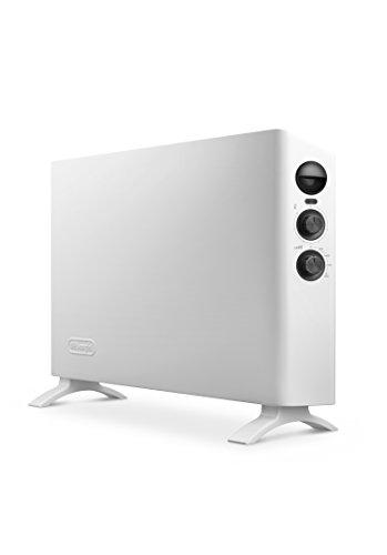 De'Longhi HSX3320FS Slim Style Convettore Elettrico, Bianco