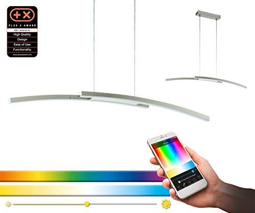 EGLO FRAIOLI-C lampada a sospensione Multicolore