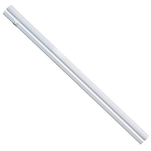 Electraline 65046 Plafoniera LED Sottopensile Luce Naturale 4000K, Bianco