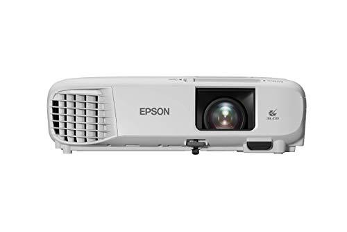 Epson EB-FH06 - Videoproiettore Full HD 1080p, Rapporto di contrasto 16.000:1, Luminosità 3500 lumen, Tecnologia 3LCD