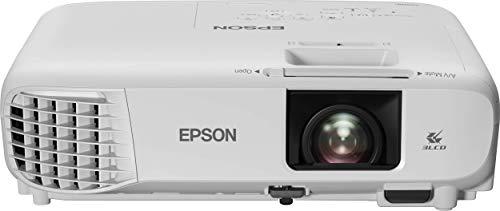 Epson EH-TW740 with HC Lamp Warranty - Videoproiettore Full HD 1080p, Luminosità di 3.300 lumen, Tecnologia 3LCD