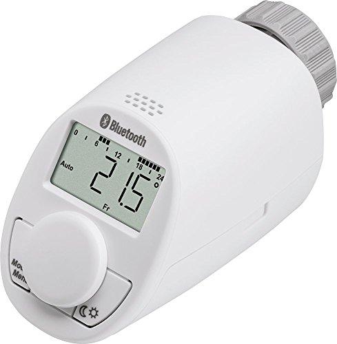 Eqiva eQ-3 CC-RT-BLE-EQ - Termostato per radiatore intelligente con Bluetooth