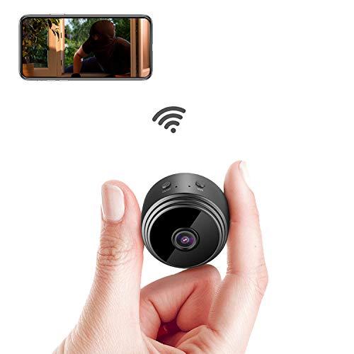 Eternal Eye, mini telecamera nascosta, WiFi, spia, protezione IP, HD 1080p