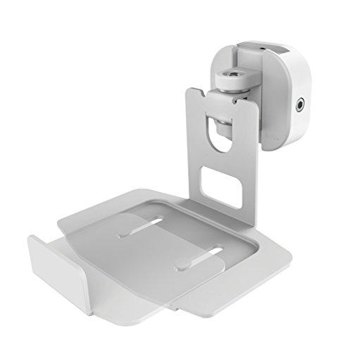 Hama 00118034 Parete Bianco supporto da parete per casse acustiche
