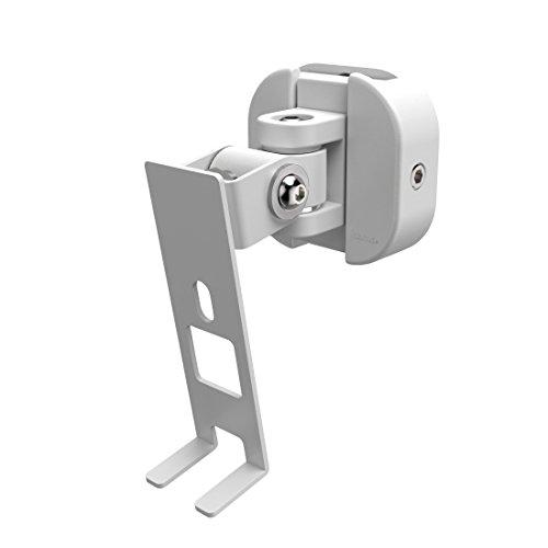 Hama 00118040 supporto da parete per casse acustiche Bianco