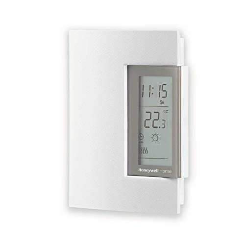 Honeywell Home T140C110AEU T140 7-Day Programmable Wired Thermostat, White