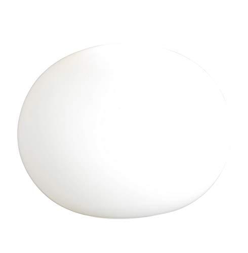 Honsel Leuchten 94241 - Lampada da tavolo Ega, vetro