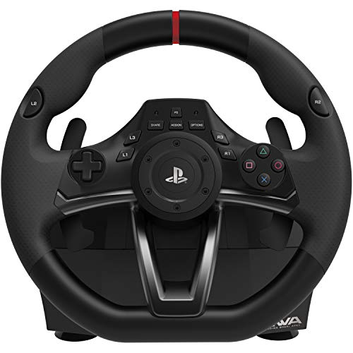 Hori Volante Rwa Racing Whee Apex (Ps4/Ps3/Pc) - Ufficiale Sony - Playstation 4 - - Playstation 4