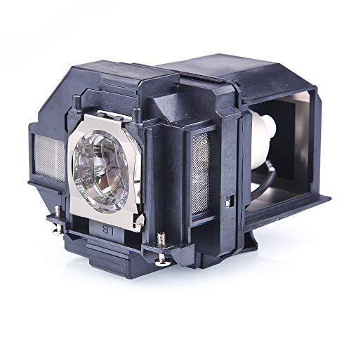 Huaute Lampada di ricambio Modulo per Epson ELPLP96 EB-108 EB-2042 EB-2142 EB-970 980 W 990U S05 S39 S41 U05 U42 W05 W39 W41 W42 X05 X39 TW5650 TW610 TW650 EX-X41 EX3260 EX5260 EX9210 EX9220