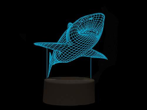 I-Total Lampada Led 3D (SQUALO)