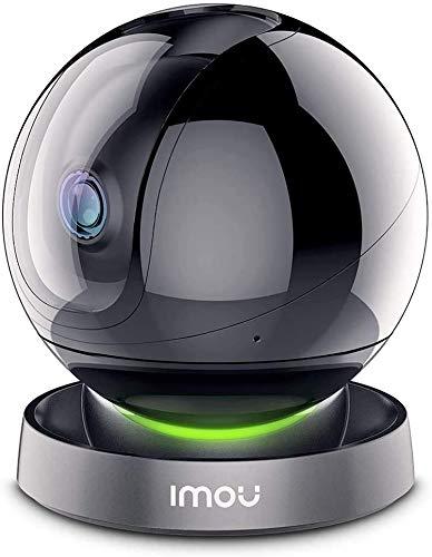 Imou Telecamera Wi-Fi Interno, Videocamera di Sorveglianza 1080P, Visione Notturna 10m & Audio Bidirezionale, Tracciamento del Movimento, Compatibile con Alexa/Google Home