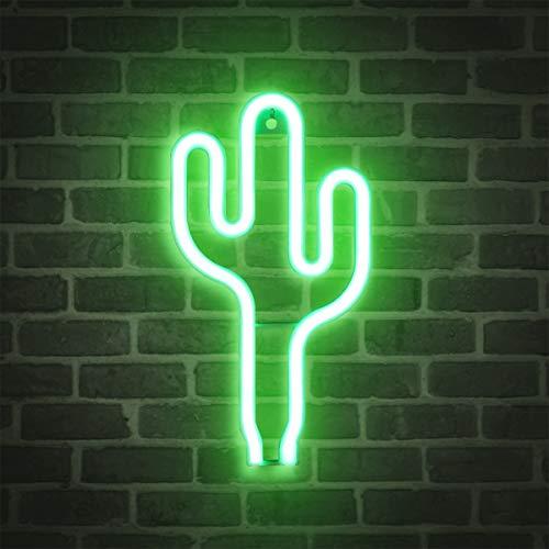 Insegna al neon FOOING Insegna al neon Decorazioni da parete Luci al neon per camera da letto Applique da parete a LED Insegna a LED a batteria e USB per regali per bambini Casa, festa, Natale.