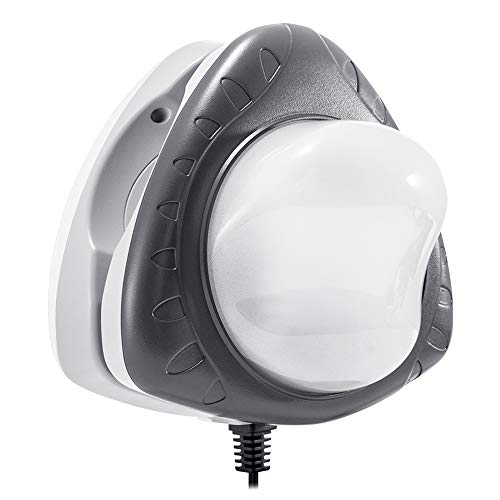 Intex 28698 - Luce magnetica a led per piscina 5 colori, 220-240v