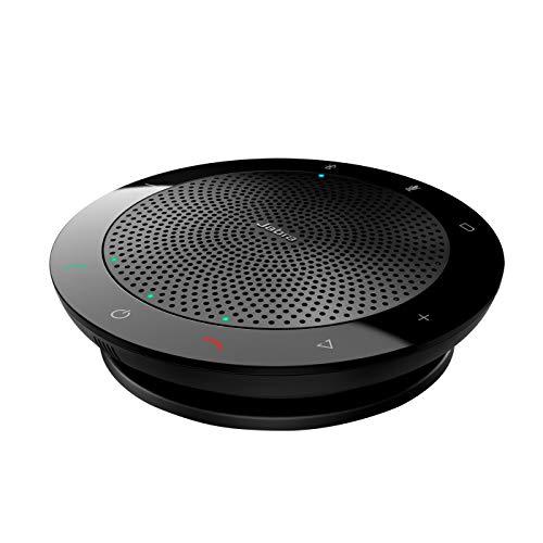Jabra Speak 510 Altoparlante Speaker Portatile per Telefoni, con Connettività USB e Bluetooth, Compatibile con Computer, Smartphone e Tablet, fino a 15h di autonomia