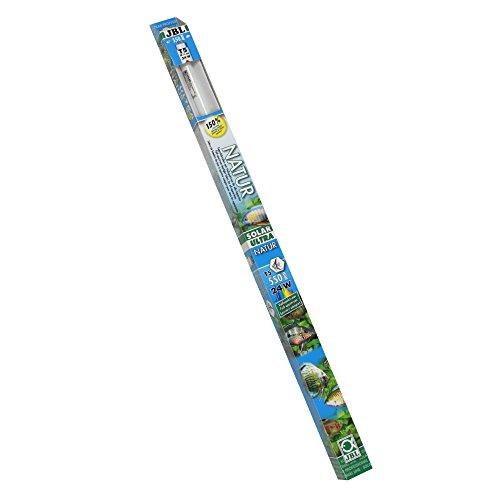 JBL 61671 - Tubo fluorescente solare per acquari d'acqua dolce, 24 W, Solar Natur Ultra T5