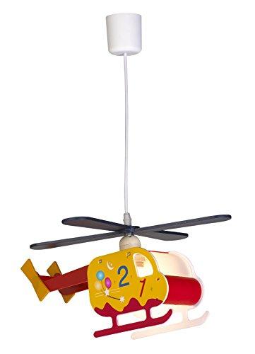 Jens stolte Leuchten 22068/01/JS windi lampada a sospensione, 40Watts, E27, Multicolore, 35x 36x 42cm