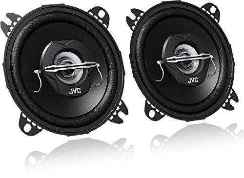 JVC CS-J420X Altoparlanti 10 cm, Profondità di montaggio: 43.1 mm, 210W Peak/21W RMS