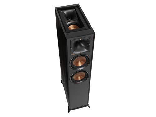 Klipsch R-625FA Dolby Atmos - Altoparlante da pavimento, colore: Nero