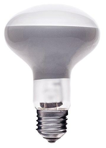 Laes 831160Lampadina riflettore eco E27, 28W, Grigio, 90x 120mm