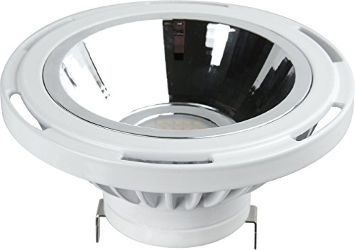 Laes Lampadina LED G53, 16 W, bianco, 111 x 66 mm
