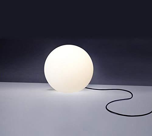 Lampada decorativa a LED a forma di uovo per il giardino o il terrazzo