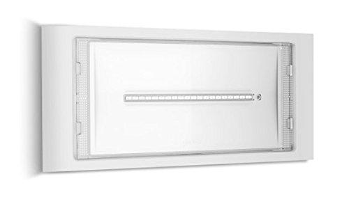 Lampada d'emergenza LED SELFIE da parete ad incasso 11W IP42 - SI11N20EBI