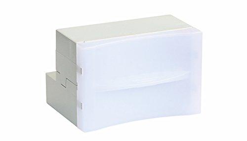 Lampada di emergenza LED da incasso estraibile VOLTA - Tecnoswitch