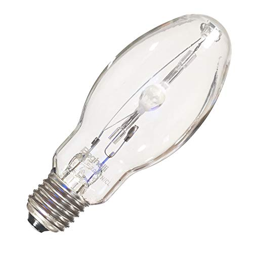 Lampada Ioduri Metallici 70W HQI HQI-E E27 Elissoidale a Scarica ad Alta Intensità