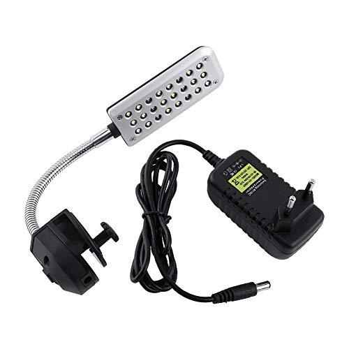 LED per Acquario con Luce a LED per Acquario Lampada per Acquario con Luce per Acquario Pianta acquatica Impermeabile Luce per Acquario per Acqua salata d'Acqua Dolce