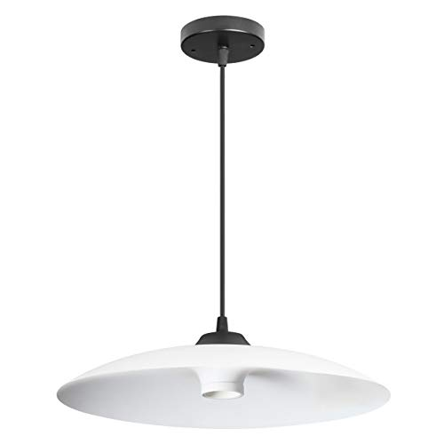 Ledvance Smart e Sospensione per Lampada TIBEA (Non Inclusa), Attacco E27, Luce Indiretta, Kit Base