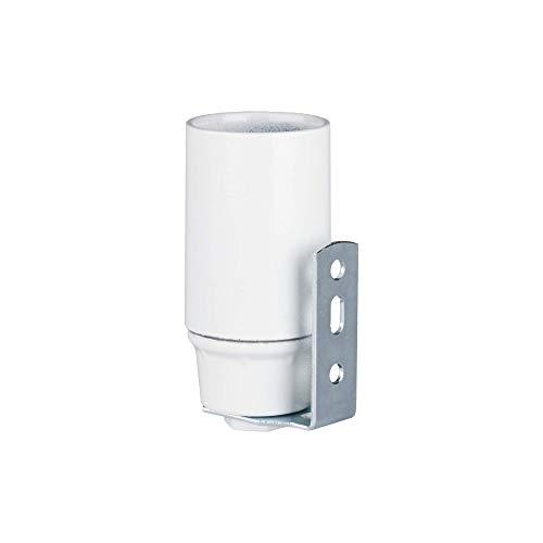 Legrand 391124Portalampada E14, bianco