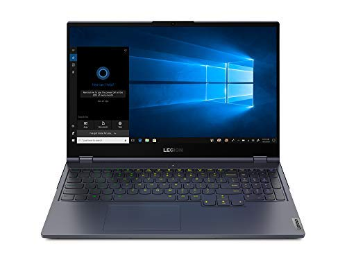 "Lenovo LEGION7 15IMHG05 7 Notebook Gaming, Display 15.6"" Full HD IPS, Processore Intel Core i7-10875H, 2 TB SSD, RAM 32 GB, Scheda Grafica RTX 2080 Super Max-Q 8 GB GDDR6, Windows 10, Slate Grey"