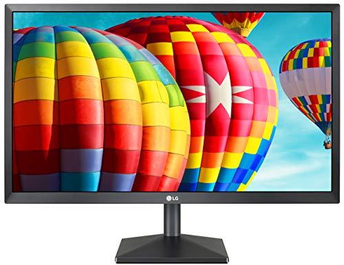 "LG 22MK430H-B 21.5"" Full HD IPS Black Flat computer monitor LED display - Computer Monitors (54.6 cm (22""), 1920 x 1080 pixels, LED, 5 ms, 200 cd/m², Black)"