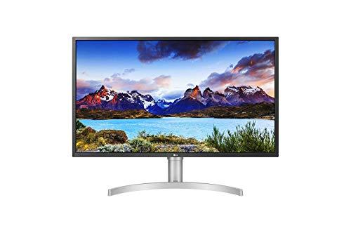 """LG 32UL750 32"""" Ultra HD, 4K LED VA HDR 600, 4 ms, altoparlante stereo, 1 x USB-C, 1 x connessione schermo, 2 x HDMI, 2 x USB 3.0, uscita audio, altezza regolabile,"""