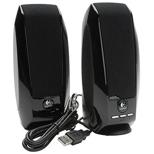 Logitech Speakers S150 - Black - Usb - W