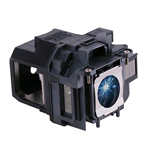 Loutoc V13h010l88 Lampadina per Epson Elplp88 EB-S04 EH-TW5300 EB-U04 EH-TW5210 EB-S31 EH-TW5350 EB-X31 Sostituzione lampadina del proiettore, con custodia