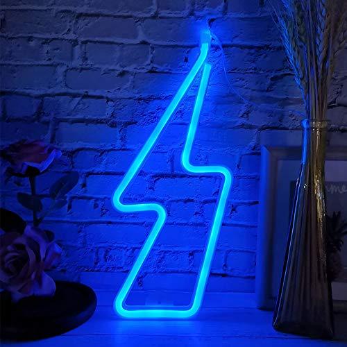 Luce al Neon, innovativa insegna Luminosa a LED a Luce al Neon per la Decorazione Domestica Forniture per Feste di Nozze Ricarica USB/Batteria Luci Decorative a Neon a LED Decorazioni da Parete