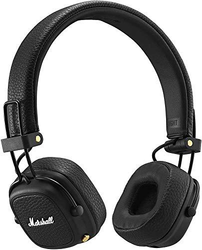 Marshall Cuffia Major III, Bluetooth, Nero
