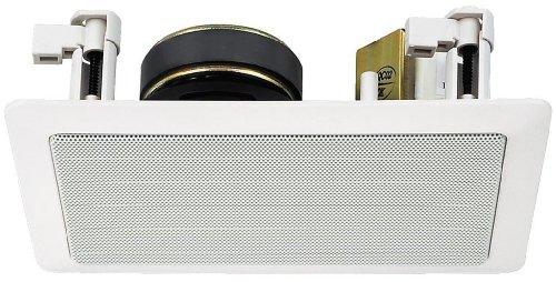 Monacor ESP-15/WS 100V PA Altoparlante HiFi da parete e soffitto 15/7.5/4/2/1W