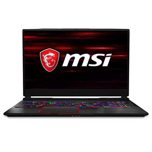 MSI GE75 Raider 8RF-022IT Notebook Gaming, 17.3''FHD IPS-Level, Intel Core i7-8750H, 256GB NVMe PCIe SSD +1TB (SATA), 16GB RAM DDR4, Nvidia GTX 1070, 8GB GDDR5 [Layout QWERTY]